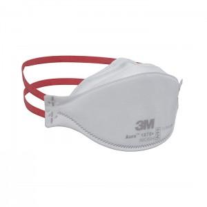 Respirateur contre les particules pour soins de santé et masque chirurgical1870+ Aura N95