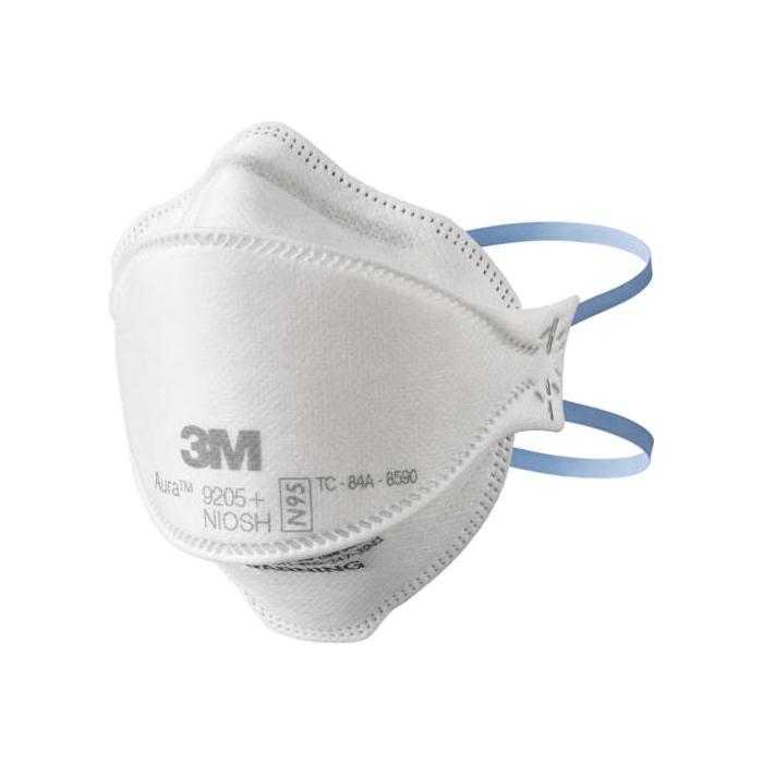 Respirateur contre les particules9205+Aura N95