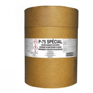 Dégraissant en poudre pour planchers P-75 Spécial