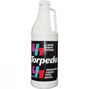 Nettoyant et déboucheur Torpedo
