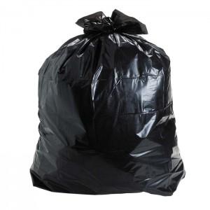 Sac à ordures 20x22 Noir