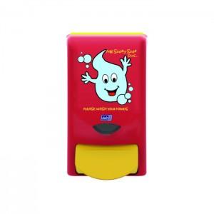 Distributeur de savons à mains pour enfants