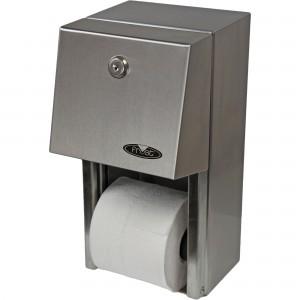 Distributeur double pour papier hygiénique standard 165