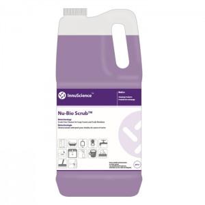 Désincrustant nettoyant pour résidus de savon et de tartre Nu-Bio Scrub