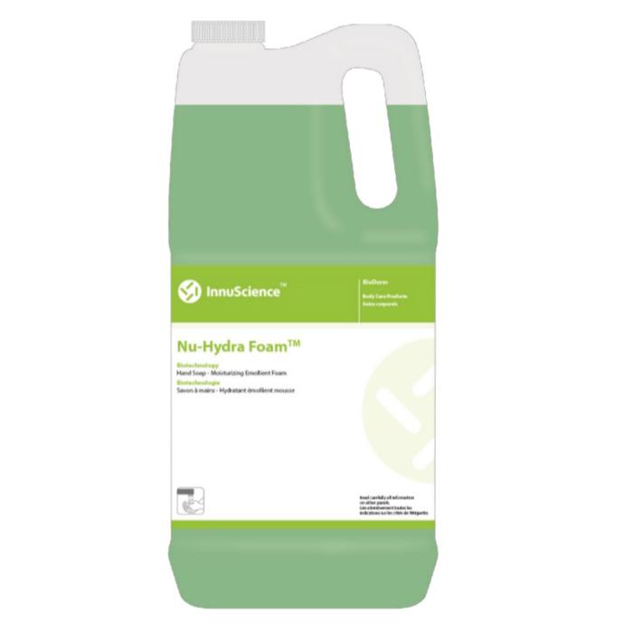 Savon à mains hydratant émollient mousse Nu-Hydra Foam