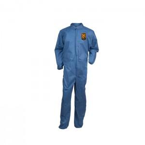 Habit de protection bleu KleenGuard A20 avec bande élastique