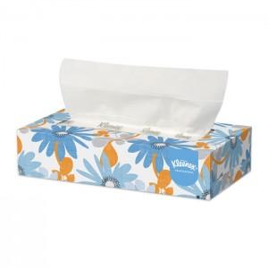 Papier mouchoir Kleenex 2 épaisseurs 21400
