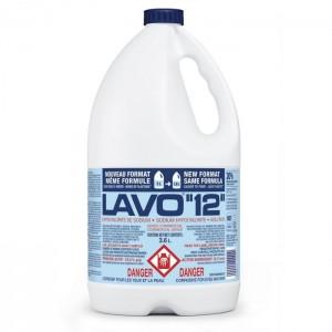 Eau de javel Lavo Pro 12% 3.6L