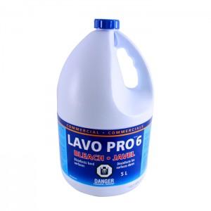 Eau de javel Lavo Pro 6%