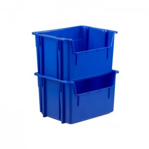 Bac de recyclage empilable 12gal