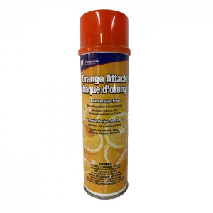 Neutralisant d'odeur Orange Attack