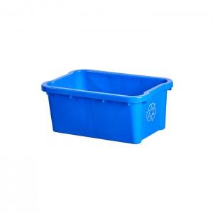 Bac de recyclage de bureau 5gal