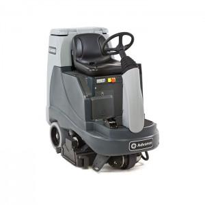 Extracteur à tapis auto-portée ES4000