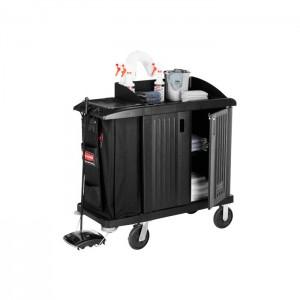 Chariot de ménage compact