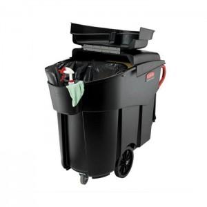Collecteur de déchets mobile Mega Brute