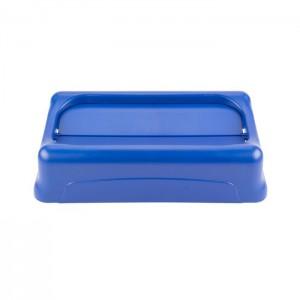 Couvercle à bascule Slim Jim bleu