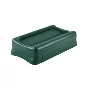 Couvercle à bascule Slim Jim vert
