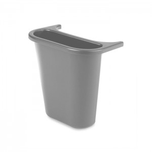 Bac latéral pour poubelle de bureau