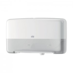 Distributeur double de papier hygiénique mini jumbo 5555200
