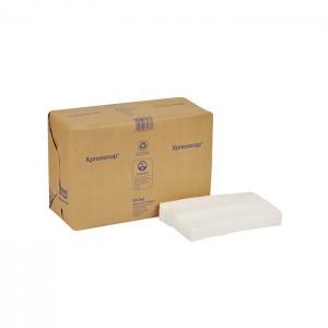 Serviettede table blanche pour distributeurs Tork Advanced Xpressnap DX900